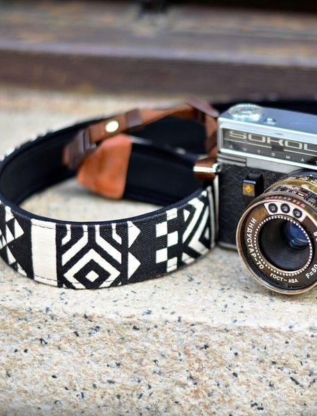 Sangles appareils photo, Sangle d'appareil photo est une création orginale de KlickKlickZoom sur DaWanda