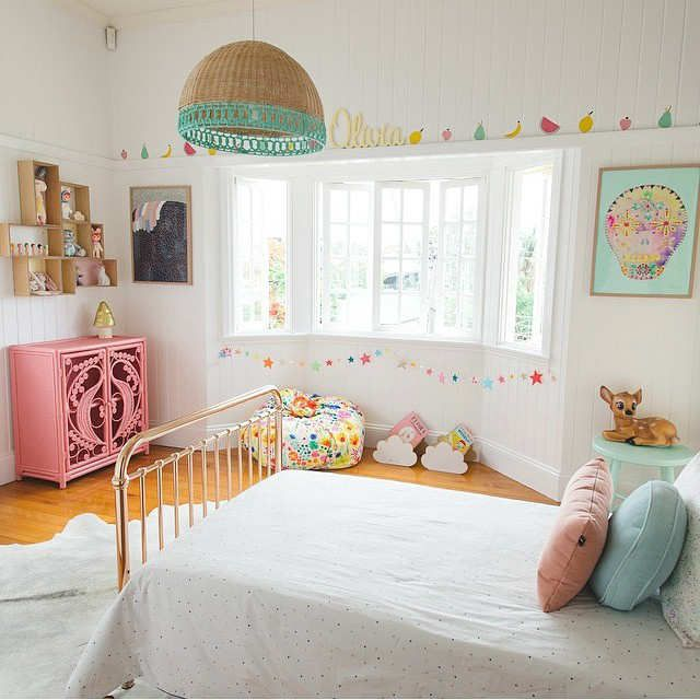 Pretty Bedroom Colors: 25+ Best Ideas About Pastel Girls Room On Pinterest