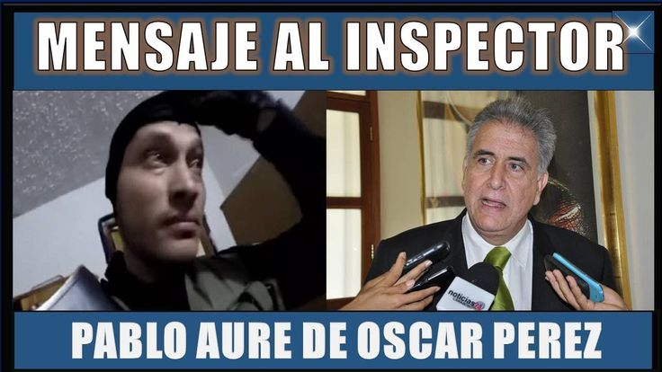 OSCAR PEREZ MANDA FUERTE MENSAJE||NOTICIAS DE ULTIMA HORA VENEZUELA 26 DICIEMBRE