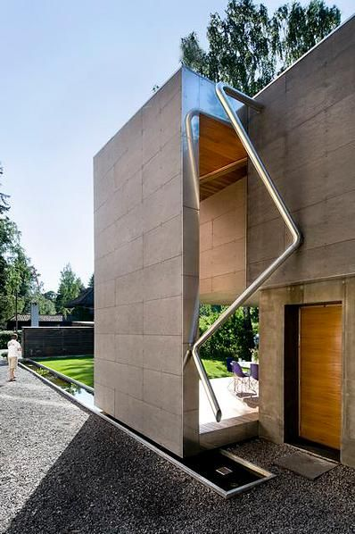 17 best images about modern houses on pinterest villas for Model facade villa moderne