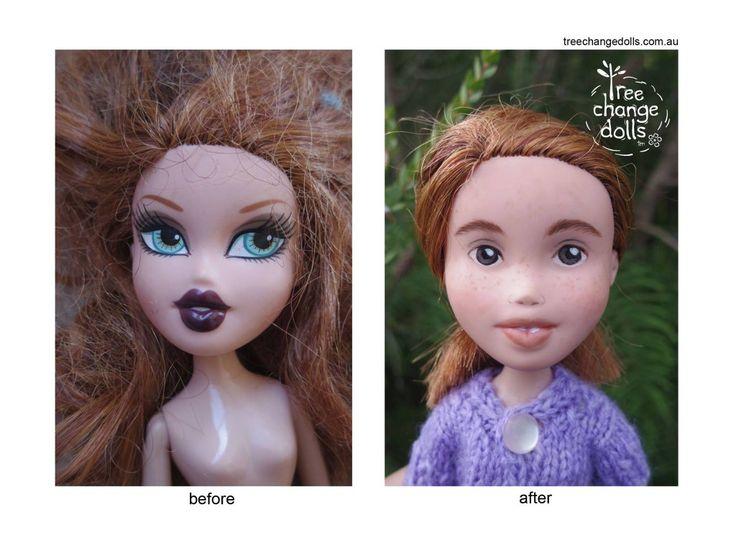 Zdjęcie numer 14 w galerii - Z wampa w dziewczynkę. Dlaczego Sonia Singh przerabia lalki Barbie?