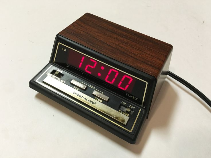 #Vintage Timex Alarm #Clock, Timex #Vintage Faux Wood #Model 5208-5L, #Vintage Cloc,  View more on the LINK: 	http://www.zeppy.io/product/gb/3/276222214/