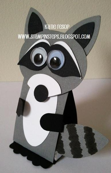 Racoon Love Bandit  #racoon #raccoon #DIY