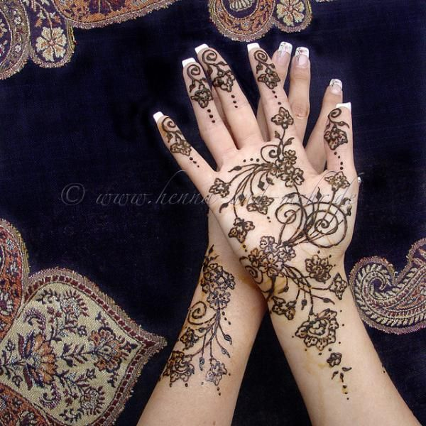 Tattoo Designs Hand Simple: 21 Best Images About Henna Palm Designs On Pinterest