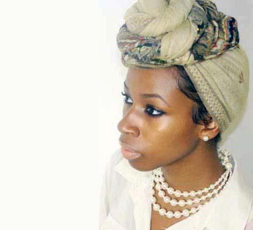 hair turban how to use