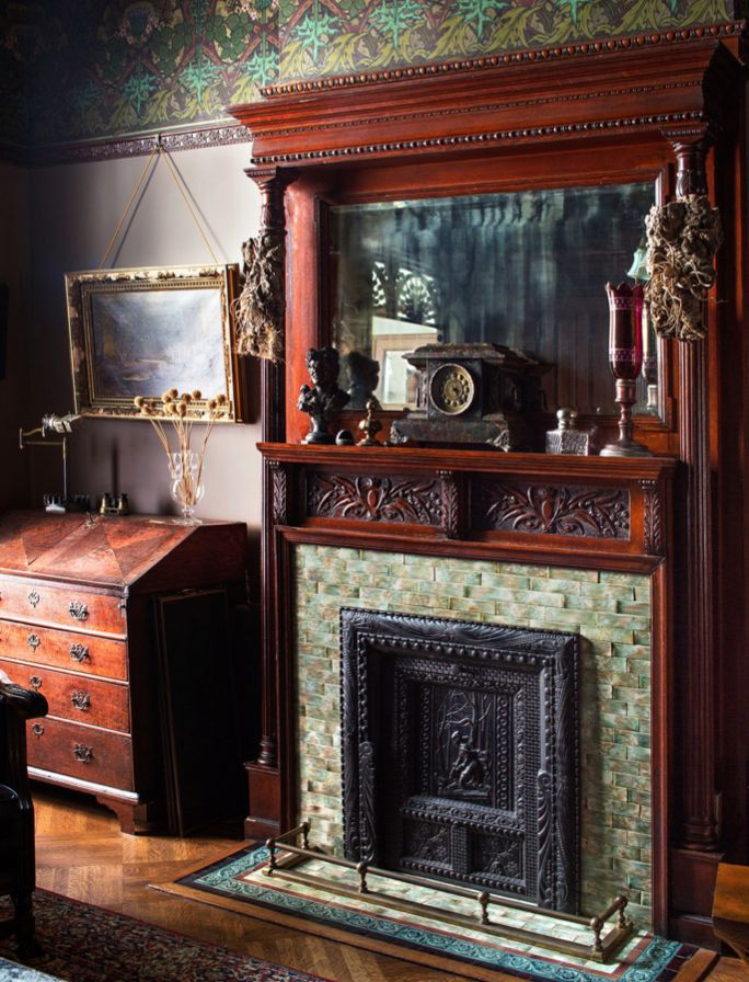 1000 ideas about victorian fireplace on pinterest. Black Bedroom Furniture Sets. Home Design Ideas