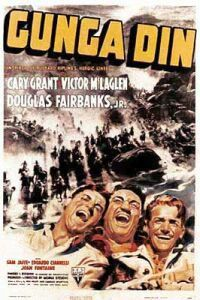 Film starring Cary Grant and based on a Rudyard Kipling poem - clearly an inspiration for Indiana Jones & the Temple of Doom