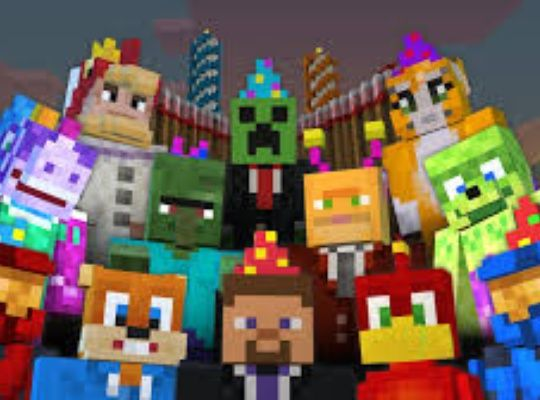 Student Created Tutorial: How to mod and save your custom minecraft skin