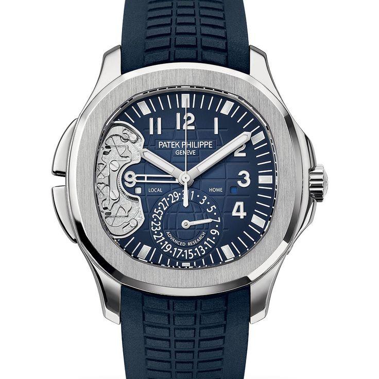 Patek Philippe Aquanaut Travel Time Ref. 5650G