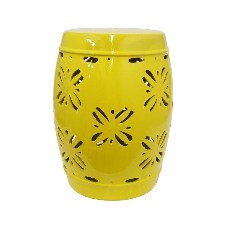 New Ceramic Garden Stool Cheap
