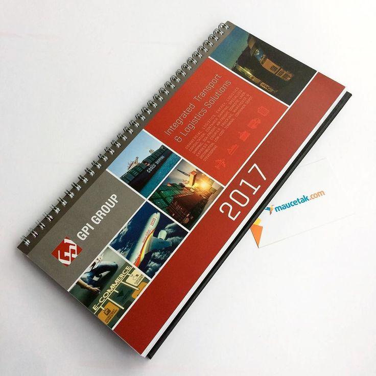 Luxury desk calender for GPI GROUP. Kalender meja 2017 13 lembar laminasi doff. Design & Printed by Maucetak.com  Kunjungi http://www.maucetak.com Cetak online lebih mudah dan cepat. Gratis pengiriman wilayah Jakarta #percetakan #jakarta #percetakanmurah #maucetak #design #printing #kalender #calender #2017 #luxury #branding #marketing #logistics #onlineshop #ootd