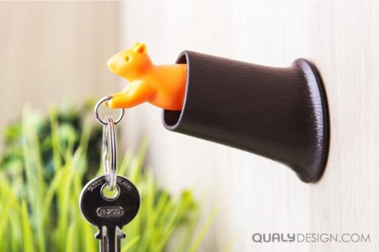 De Squirrel Key Ring bestel je bij Cadeau.nl