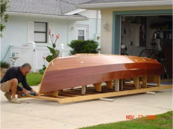 argie 15 stitch & glue plywood boat plans for amateur boatbuilders