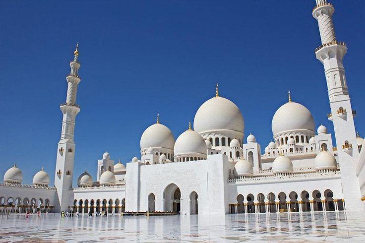 Самые популярные достопримечательности Абу-Даби