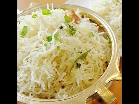 Easy Coconut Sevai (Rice Noodles) Recipe
