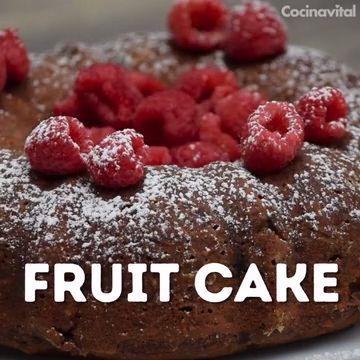 Savory magic cake with roasted peppers and tandoori - Clean Eating Snacks Lava Cake Recipes, Lava Cakes, Banana Recipes, Vegan Fruit Cake, Chocolate Fruit Cake, Molten Chocolate, Fruit Cakes, Pecan Cake, Star Cakes