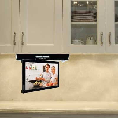 Kitchen televisions must have this kitchens for Tv in kitchen design