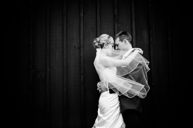 Cool veil shot! Hand made at Janine Adamyk.