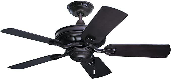 Emerson Cf542orb Veranda Indoor Outdoor Ceiling Fan 42 Inch Blade Span Oil Rubbed Bronze Finish With All W Outdoor Ceiling Fans Ceiling Fan Oil Rubbed Bronze 42 inch outdoor ceiling fan