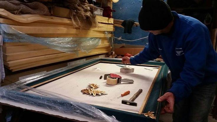 L'arte del restauro riesce a dare nuova vita agli oggetti più antichi