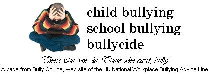 Myths about bullying.
