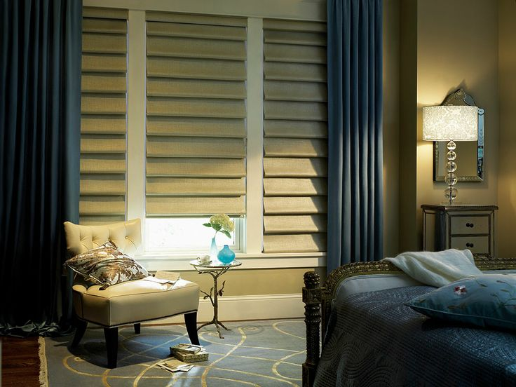 Awesome Modern Bedroom Window Treatments