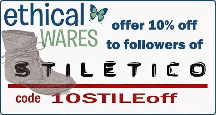 www.stiletico.com: Acquistare con Stiletico: ethicalWARES