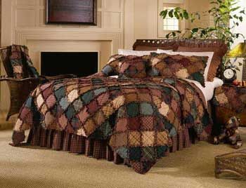 FREE! $25 e-Gift Card with purchase - Campfire Quilt Collection-have one similar-Dennis posted this ; )