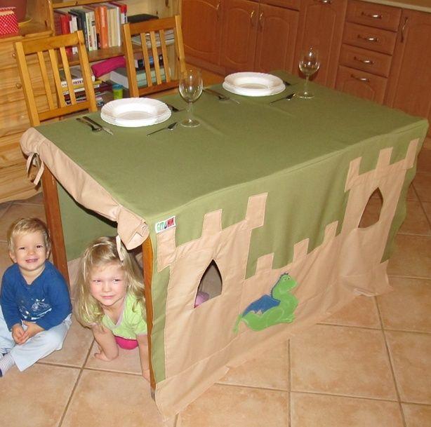 GitaMom table tent