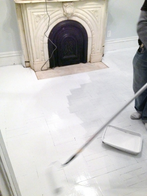 1000 images about epoxy applications on pinterest for Benjamin moore floor paint