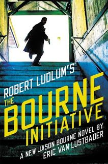 A Bookaholic Swede: #BookReview The Bourne Initiative by Eric Van Lustbader @GrandCentralPub #Giveaway