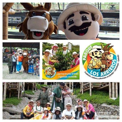 Disfruta de un espectacular día en el parque mas divertido del #EjeCafetero el #ParquedelosArrieros ¡No te quedes sin conocerlo! venta de pasaportes al Cel. 3105384427 - 3104502013 www.turismopasionycafe.com #FelizMiercoles #TurismoPasionyCafe