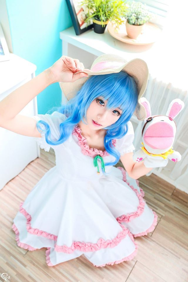 anime dating game cosplay costumes