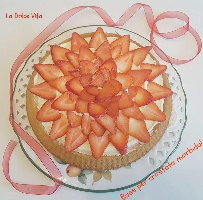 Base per #crostata morbida alla #frutta!