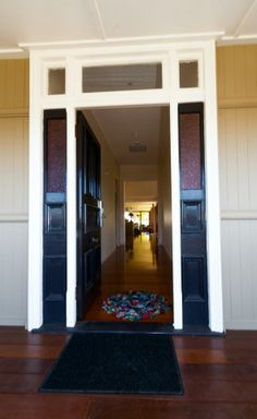 Front Doors For Old Queenslanders Google Search Front