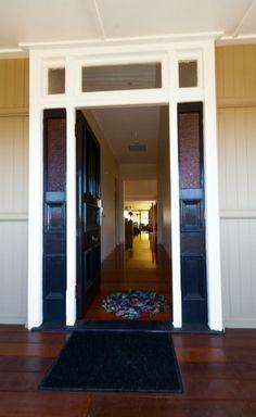 front doors for old queenslanders - Google Search