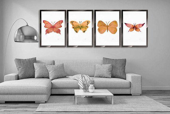 Best 25+ Butterfly Bedroom Ideas On Pinterest