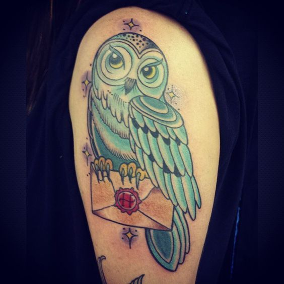25 best ideas about hedwig tattoo on pinterest tiny owl tattoo small owl tattoos and. Black Bedroom Furniture Sets. Home Design Ideas