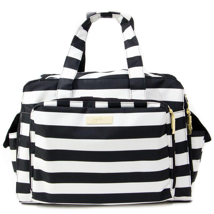 Be Prepared - The First Lady - Shop Ju-Ju-Be adorable diaper bag