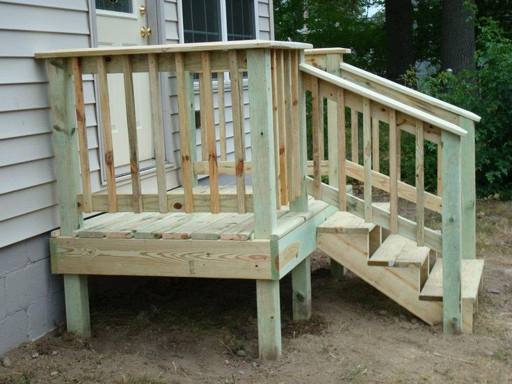 19 best images about small deck ideas on pinterest power for Small house deck designs