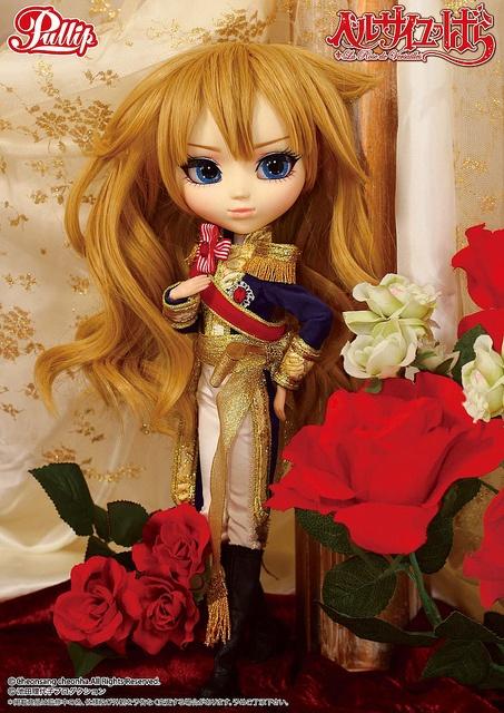 Rose of Versailles - Pullip - Oscar Francois