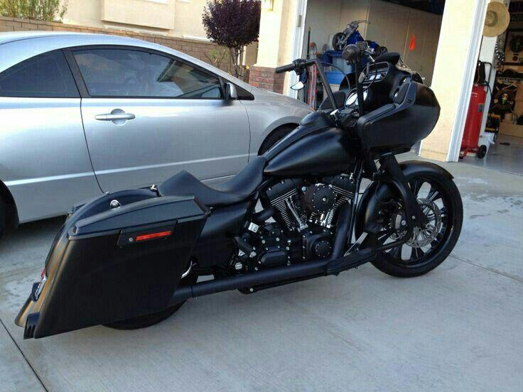 Harley Davidson. Road glide