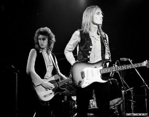 Tom Petty And Mike Campbell Tom Petty Pinterest Toms