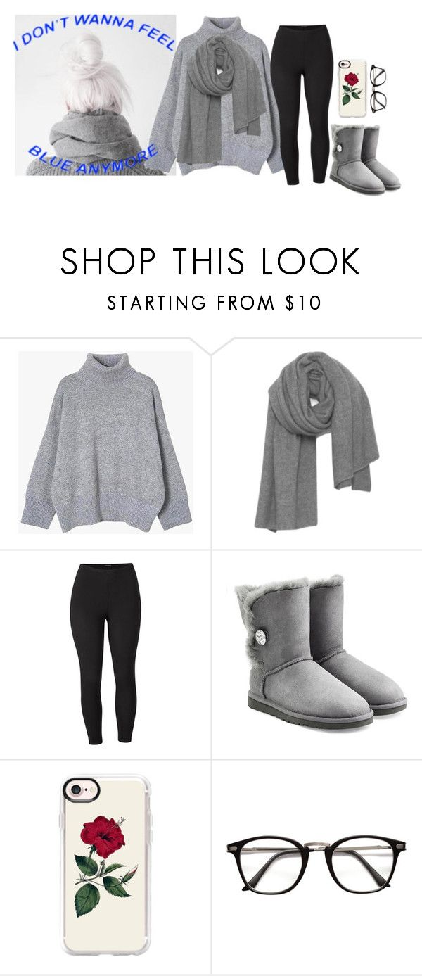 """""""//idontwannafeel//"""" by macxieloves ❤ liked on Polyvore featuring beauty, American Vintage, Venus, UGG Australia, Casetify and plus size clothing"""