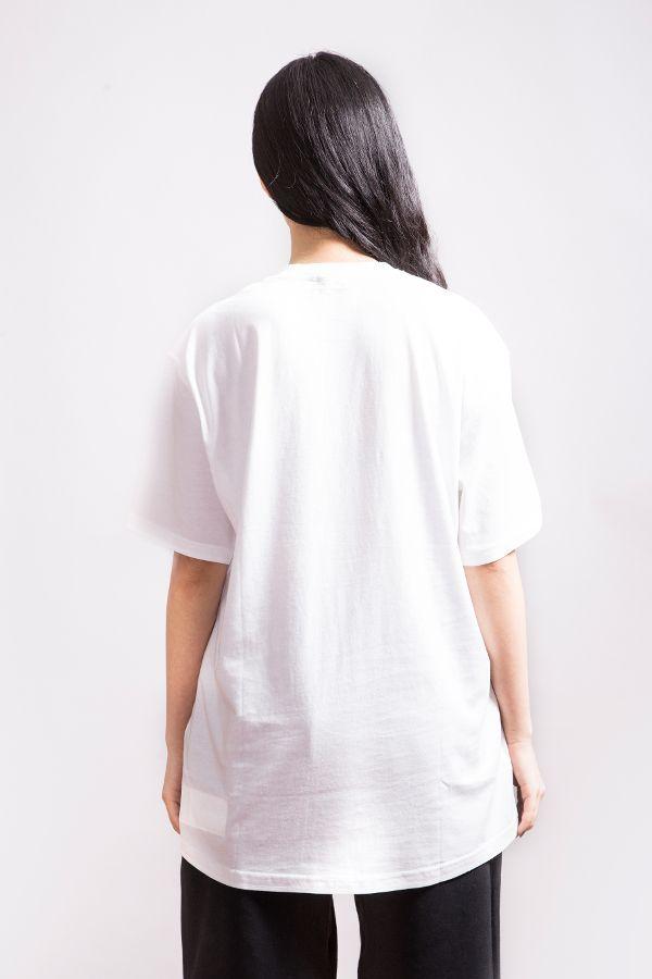 Camiseta de Algodon Light | Aeca White