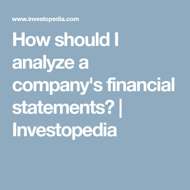 critical analysis of systems companies financial statements Readyratios produces a complete financial analysis of your statements software for the intelligent financial analysis online financial analysis software | financial.