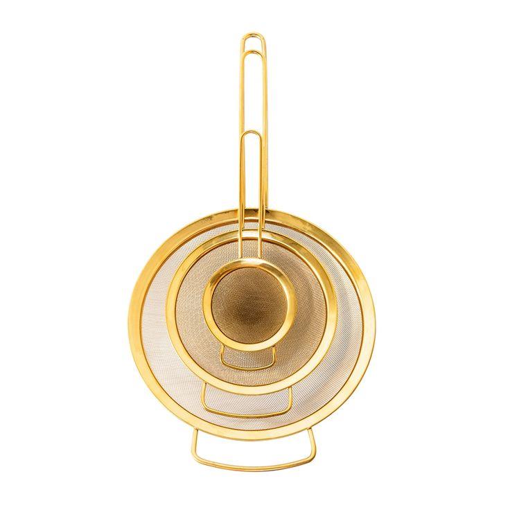 Vergiet goud | Diversen Keukengerei | Sissy-Boy Online store