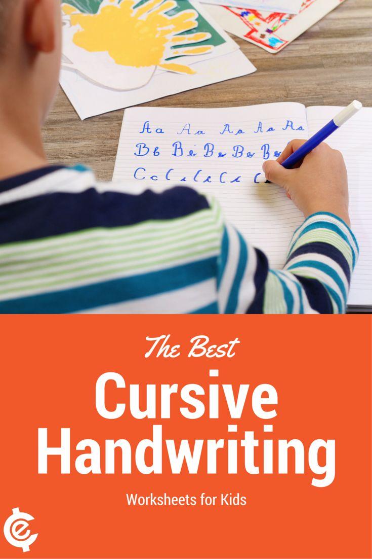 56 best Teaching Cursive images on Pinterest | Cursive, Preschool ...