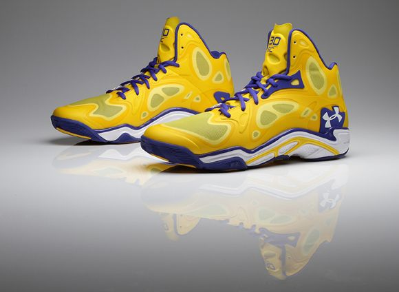 Under Armour Anatomix Spawn Stephen Curry 'Away' PE