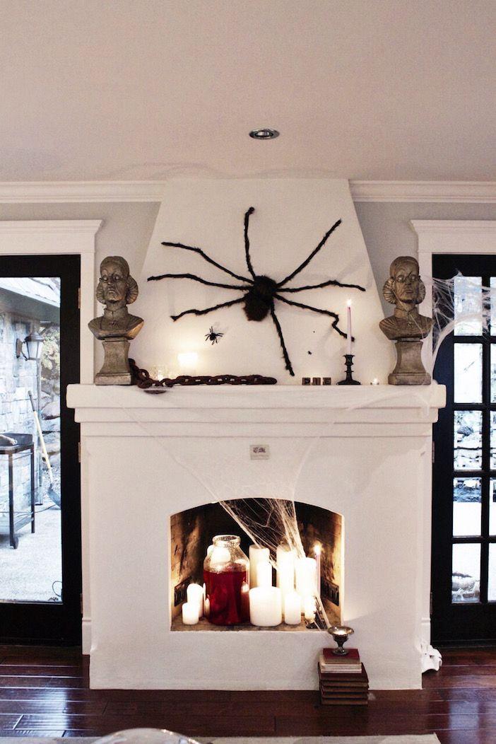550 best seasonal mantlemantel images on Pinterest